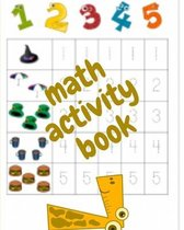 math activity book