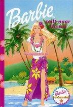 Barbie boek - Barbie boekenclub - Barbie boeken - Barbie zeilt naar Hawaï