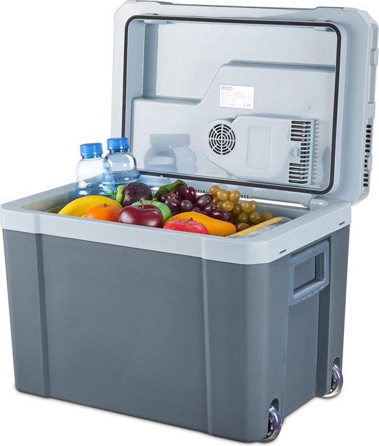 MOA - Thermo-elektrische Koelbox - Met Verwarmingsfunctie - 12V en 230V - 40 Liter - ECW40