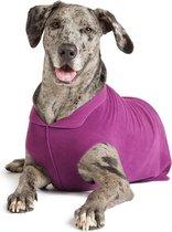 Goldpaw - Stretch Fleece Pullover - Rekbare Hondenjas/Hondentrui -  Paars - Maat 2 (1-5kg)