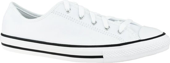 Converse Chuck Taylor All Star Dainty OX 564984C, Vrouwen, Wit, Sneakers maat: 37 EU