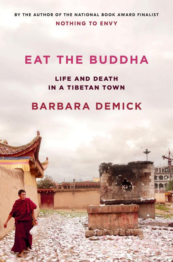 Eat the Buddha