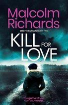 Omslag Kill For Love