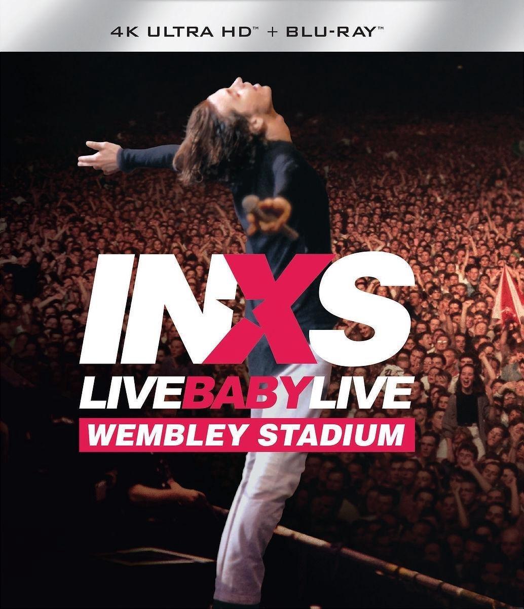 Live Baby Live (4K Ultra HD Blu-ray)-