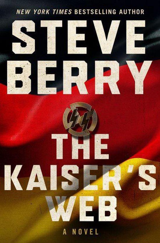 Boek cover The Kaisers Web van Steve Berry (Onbekend)