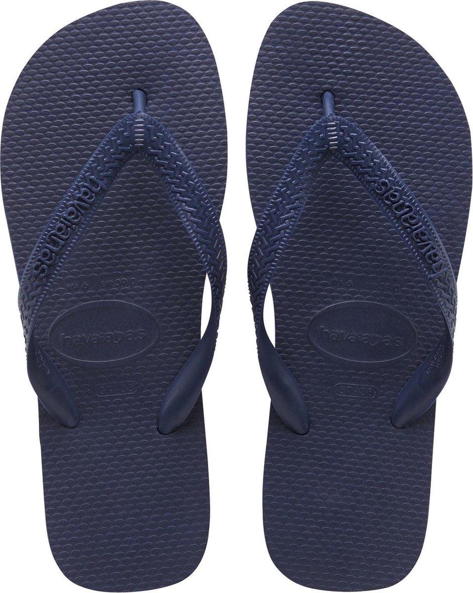 Havaianas Top Unisex Slippers - Navy Blue - Maat 43/44