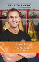 The Firefighter's Refrain (Mills & Boon Heartwarming) (Those Marshall Boys, Book 3)