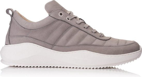 HINSON PACE PADDED LOW Lt Grey - 42