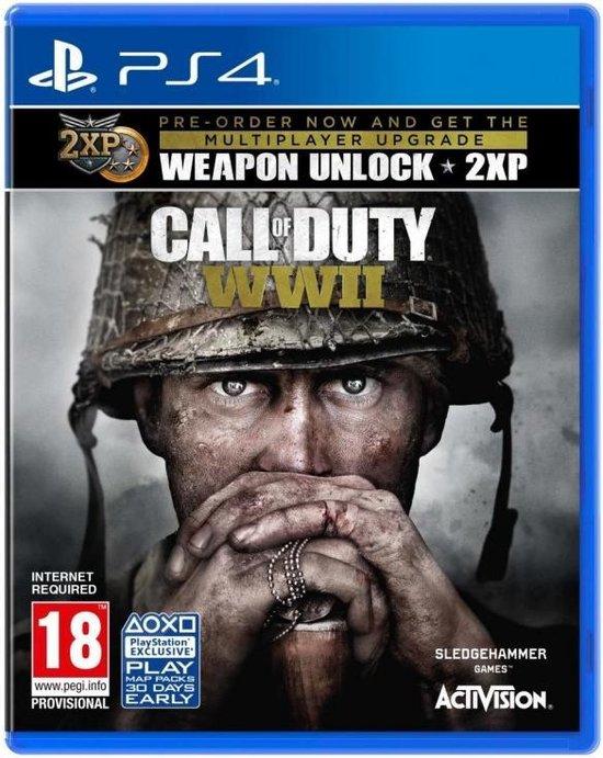 Afbeelding van Call Of Duty: WWII - PS4