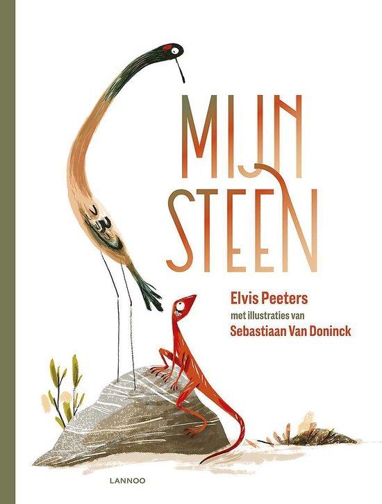 Mijn steen - Elvis Peeters pdf epub