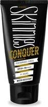 Zonnebrand Skinnies SPF50 100ml - Geschikt voor outdoorsporten - 4 uur waterbestendig - Parfumvrij - Parabenenvrij