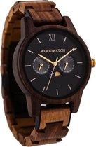 De officiële WoodWatch | Dark Forest | Houten horloge