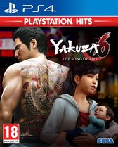 Yakuza 6: The Song of Life - Playstation 4 Hits -PS4