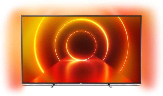 Philips 75PUS7805/12 tv 190,5 cm (75'') 4K Ultra HD Smart TV Wi-Fi Grijs
