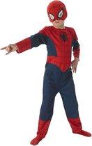 Spiderman Verkleedpak Deluxe Maat 98-104