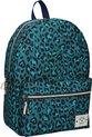 Milky Kiss Backpacks Milky Kiss Stay Cute Leopard Green Rugzak - 13,5 l - Green