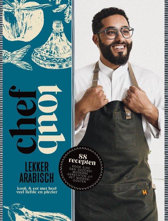 Boek cover Chef Toub: Lekker Arabisch van Mounir Toub (Onbekend)
