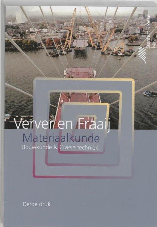 Materiaalkunde - M.W. Verver |