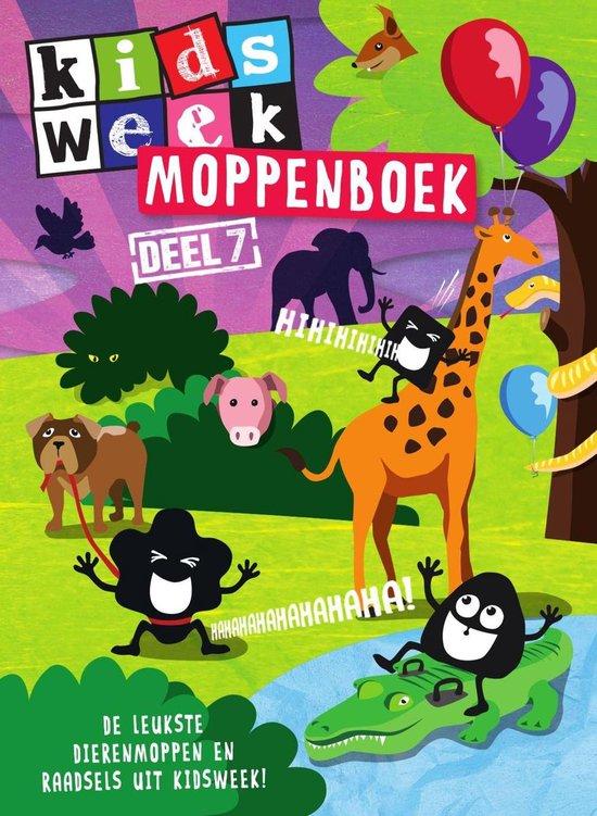 Kidsweek 7 - Kidsweek Moppenboek - Kidsweek  