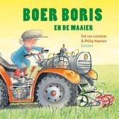 Boer Boris  -   Boer Boris en de maaier