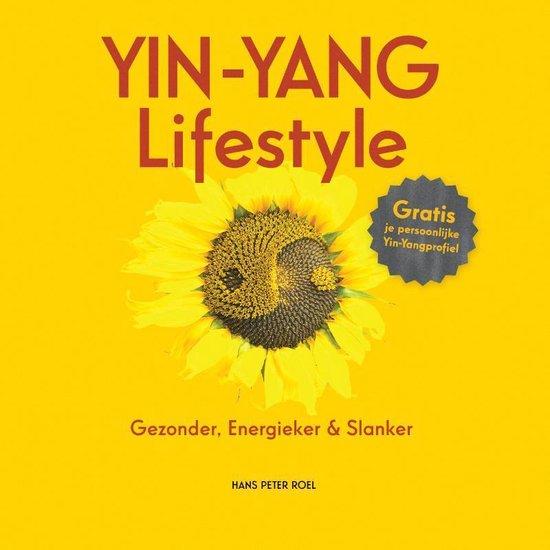 Boek cover Yin-Yang Lifestyle van Hans Peter Roel (Paperback)