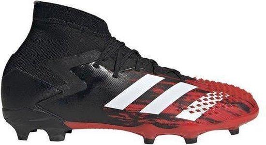 Adidas Predator Mutator 20.1 FG Kids Voetbalschoenen Active Red maat 38