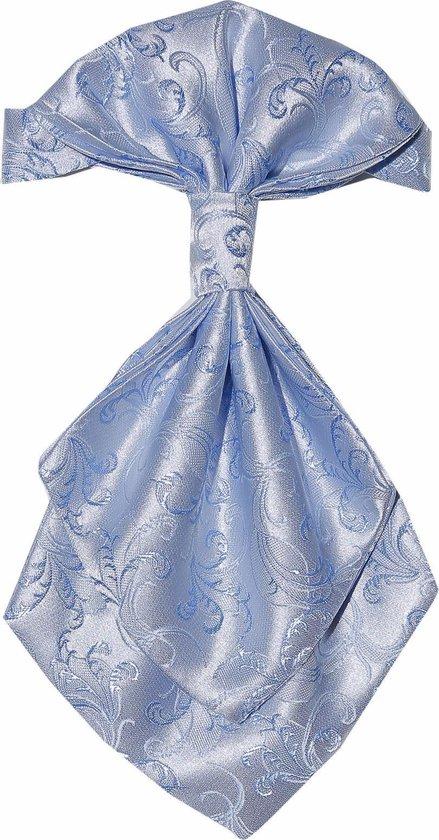 Kinderplastron met pochet, lichtblauw #27
