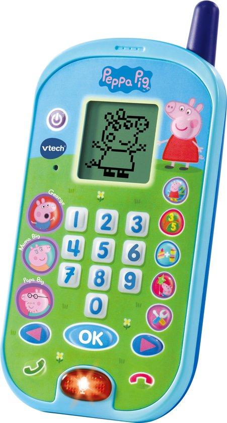 VTech Preschool Peppa Pig – Educatieve Telefoon