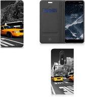 Nokia 5.1 (2018) Book Cover New York Taxi
