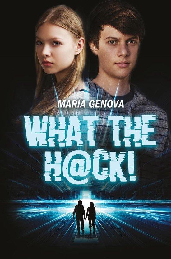 Boek cover What the hack! van Maria Genova (Onbekend)