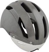 AGU Urban Pedelec Helmet Hivis grey l_xl