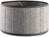 Knit Factory 6x6 Rib Lampenkap Ø 35 Licht Grijs