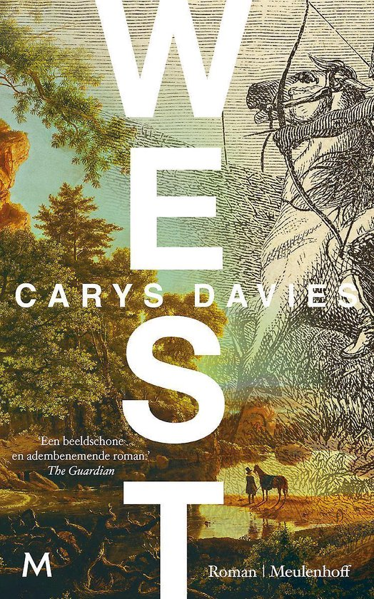 West - Carys Davies |