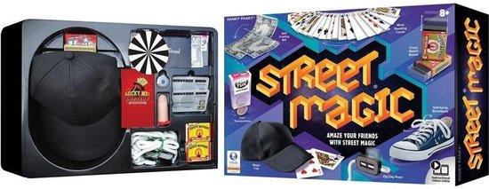 Thumbnail van een extra afbeelding van het spel Street Magic Goocheldoos