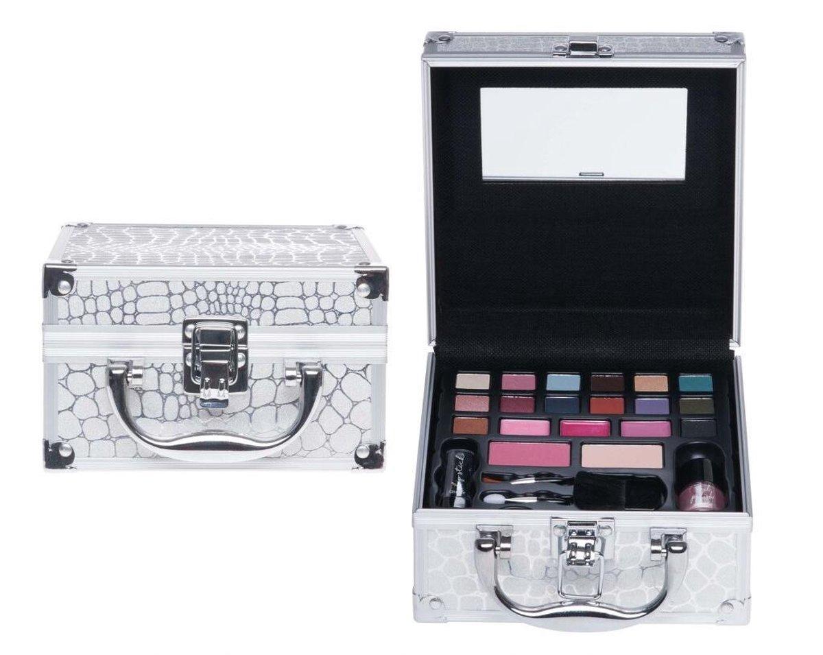 Make-up set Casuelle: 25-delig in koffer