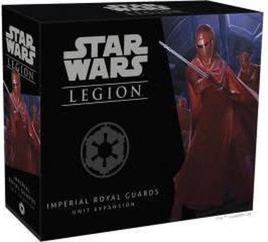 Afbeelding van het spel **Star Wars Legion: Imperial Royal Guard Unit Expansion