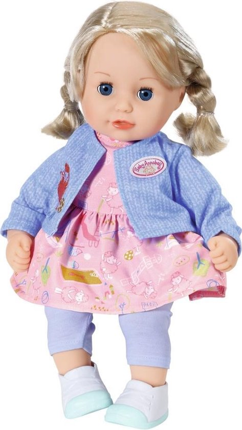 Baby Annabell Little Sophia so Soft 36cm