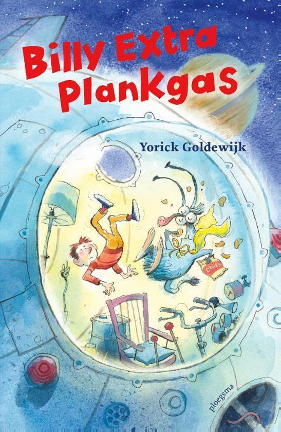 Billy Extra Plankgas - Yorick Goldewijk | Readingchampions.org.uk