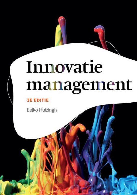 Innovatiemanagement + MyLab NL - Ellko Huizingh |