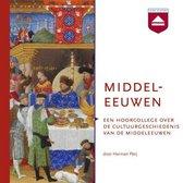 Boek cover Middeleeuwen van Herman Pleij