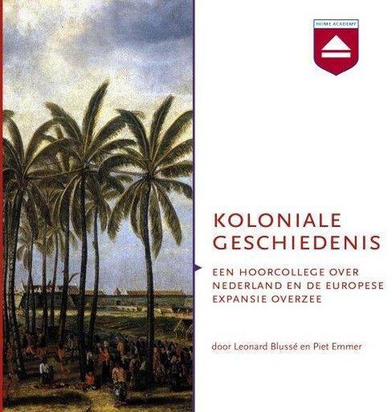 Boek cover Koloniale geschiedenis van Leonard Blussé van Oud-Alblas (Onbekend)