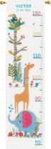 Telpakket kit Junglediertjes - Vervaco - PN-0179362