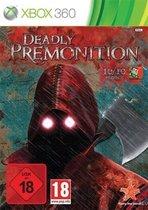 Deadly Premonition  Xbox 360