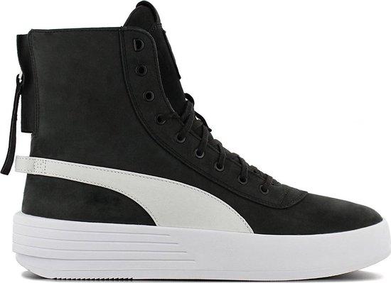 Puma XO Parallel 365039-05 Heren Sneaker Sportschoenen Schoenen Zwart - Maat EU 42.5 UK 8.5