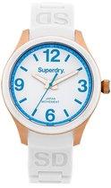 Superdry Scuba Ladies White Blue Horloge SYL134U