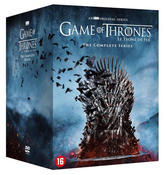 Bol Com Game Of Thrones The Complete Collection Seizoen 1 8 Dvd Peter Dinklage Dvd S