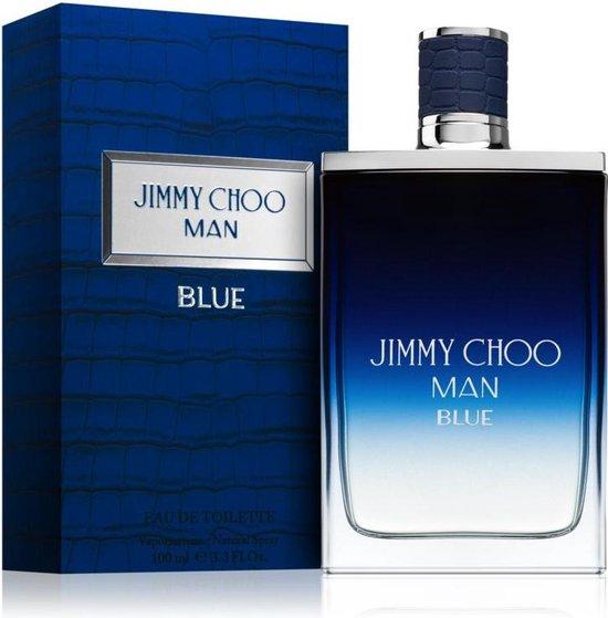 Jimmy Choo Man Blue Eau de Toilette Spray 100 ml - Jimmy Choo