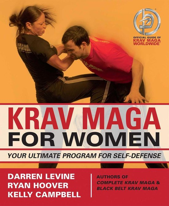 Boek cover Krav Maga for Women van Darren Levine (Onbekend)