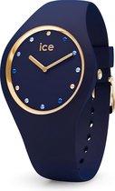 Ice-Watch ICE Cosmos IW016301 Horloge - Siliconen - Blauw - Ø 34 mm