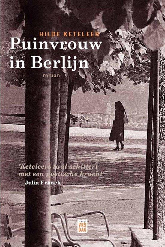 Puinvrouw in Berlijn - Hilde Keteleer | Fthsonline.com